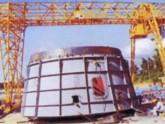 Chế tạo thiết bị ống côn Nhà máy thủy điện