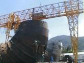 Chế tạo thiết bị ống khuỷu Nhà máy thủy điện
