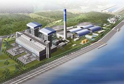 Mô hình Nhà máy nhiệt điện